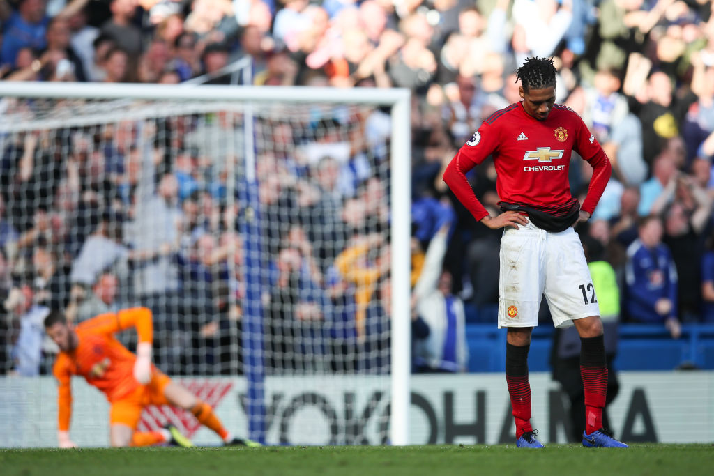 Chris Smalling enrages Manchester United fans with Anthony Martial tweet after Chelsea draw