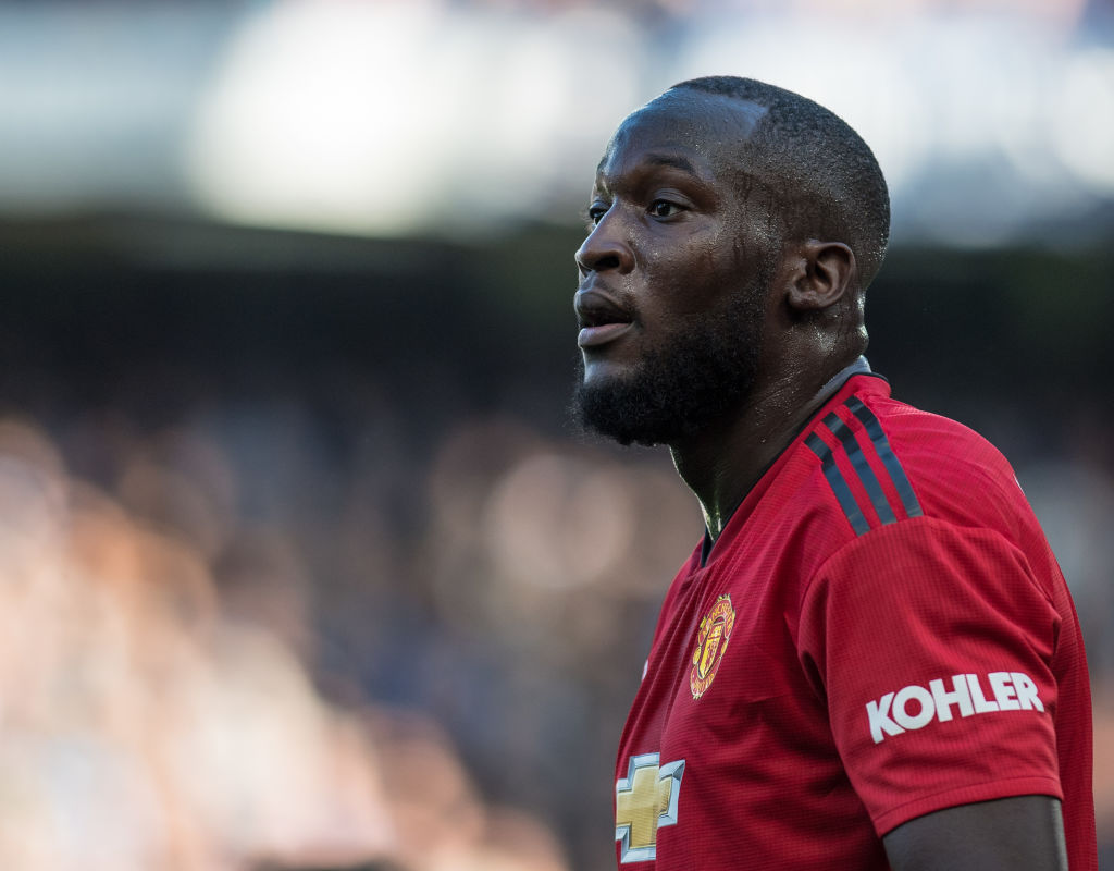 Why Romelu Lukaku misses Manchester United's Premier League clash with Bournemouth