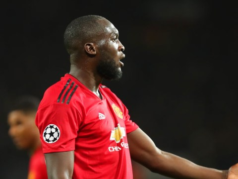 Jose Mourinho hints at replacing Romelu Lukaku as he admits Manchester United striker is struggling