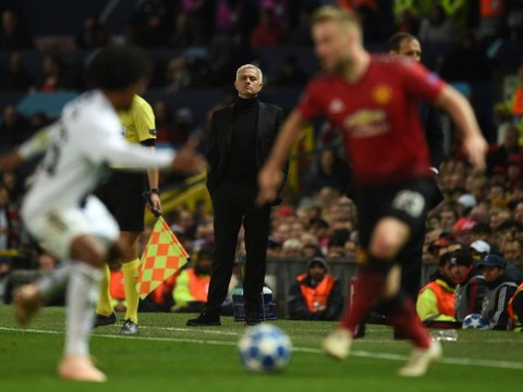 Jose Mourinho: Marouane Fellaini injury a major factor in Manchester United's loss to Juventus