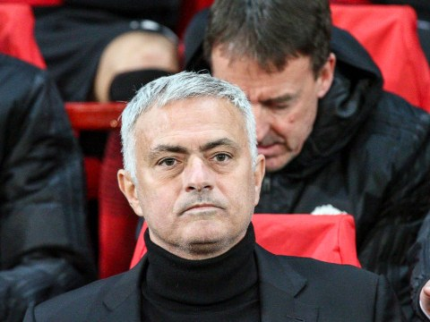 Jose Mourinho explains why he made no substitutions in Manchester United loss to Juventus