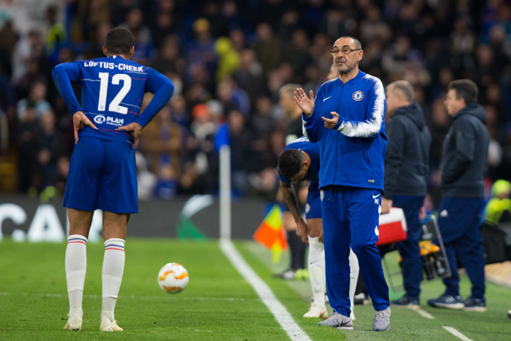 Maurizio Sarri urges Chelsea star Ruben Loftus-Cheek to improve despite hat-trick