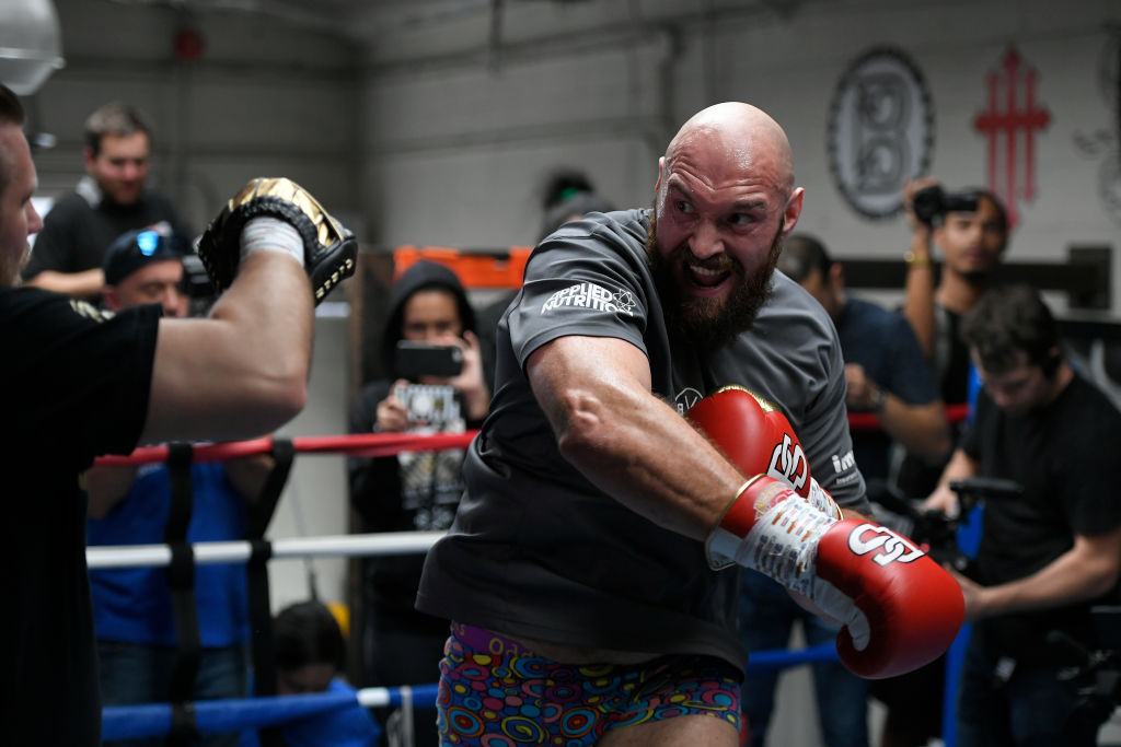 Dereck Chisora: Deontay Wilder fight come 'too soon' for Tyson Fury