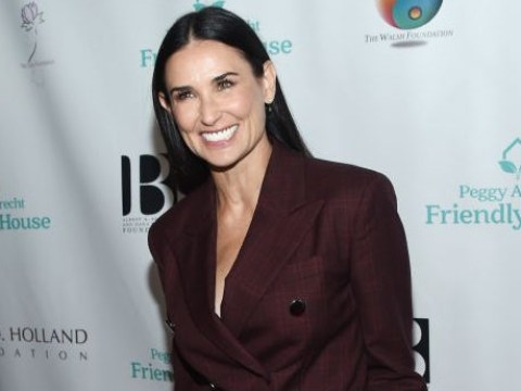Demi Moore recalls intervention that saved her from 'spiralling into self-destruction'