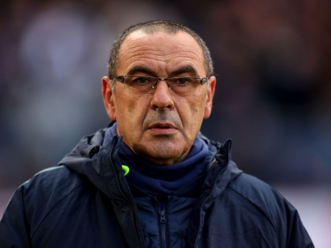 Jorginho reveals Maurizio Sarri's bizarre superstition during every Chelsea match