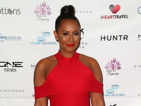 Mel B denies 'utterly rubbish' claims she assaulted a male model at LA fashion show