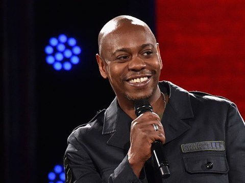 Dave Chappelle enlists Morgan Freeman to help preview his new Netflix stand-up special