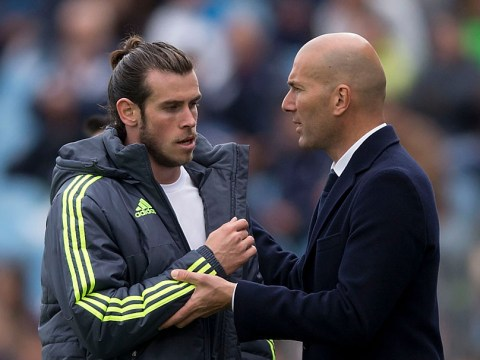 Zinedine Zidane decided to leave Real Madrid after row over Gareth Bale