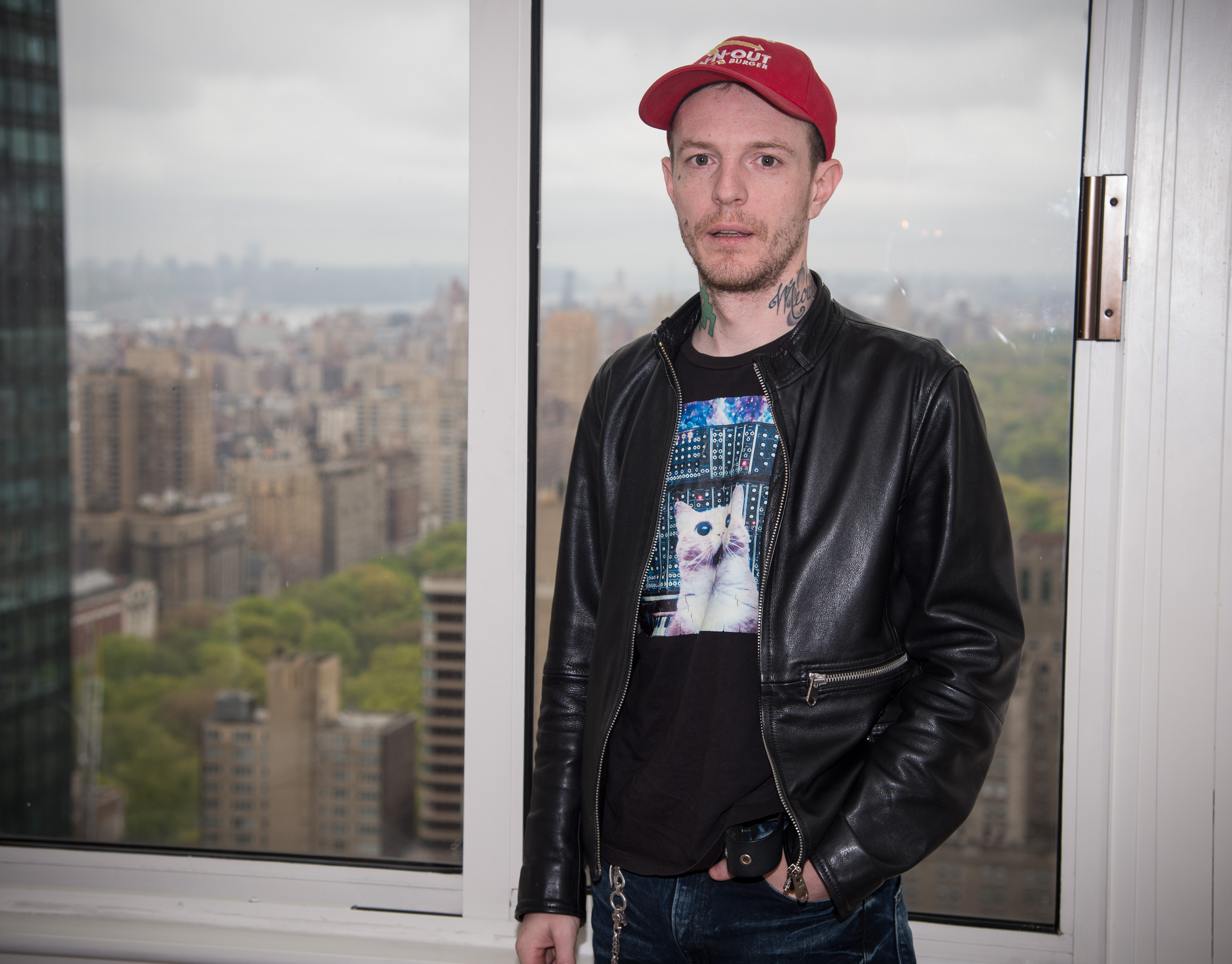Deadmau5 deletes own Twitch account as he's suspended for using homophobic slur