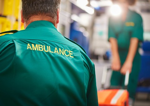 NHS emergency workers are human – I do not deserve the abuse I receive daily