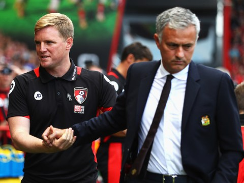 'Egoless' Eddie Howe should be in frame to replace Jose Mourinho at Manchester United, claims Danny Murphy