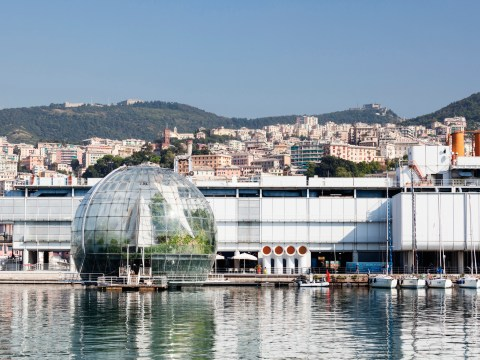 Design in Italy: How to see Genoa through Renzo Piano's architecture