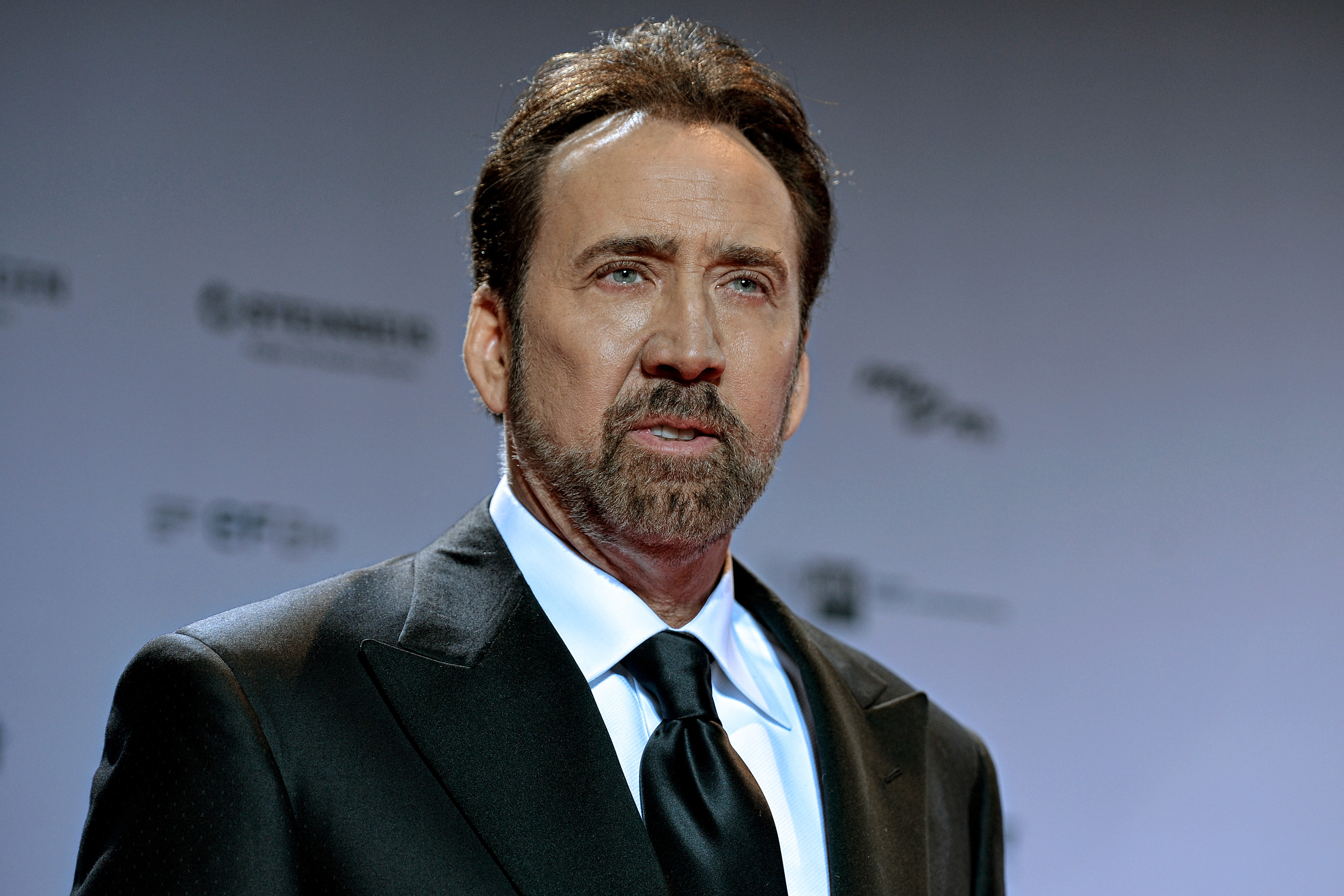Nicolas Cage denies accusations of abuse by ex-girlfriend, Vickie Park