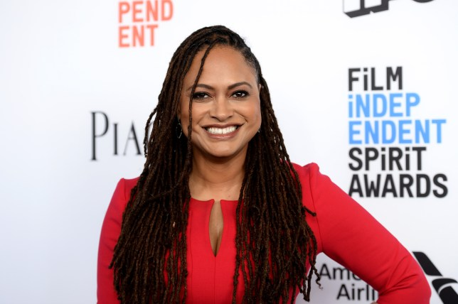 film director, writer and producer Ava DuVernay