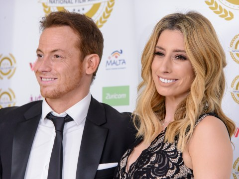 Stacey Solomon threw up all over Joe Swash's walls during romantic first date