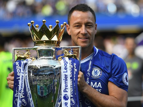 Full transcript from former England and Chelsea captain John Terry's retirement announcement