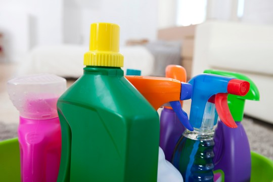 Combining these common cleaning products can be incredibly