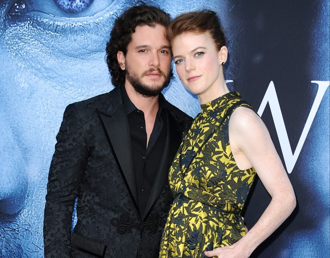 Kit Harington Has Kept Game Of Thrones Finale From Wife Rose Leslie Metro News