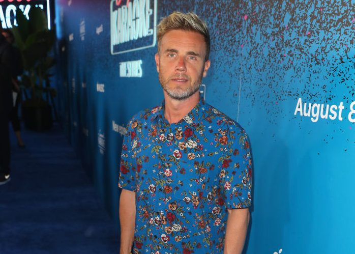 Gary Barlow believes his X Factor dressing room was 'bugged' as producers stirred up drama for ratings