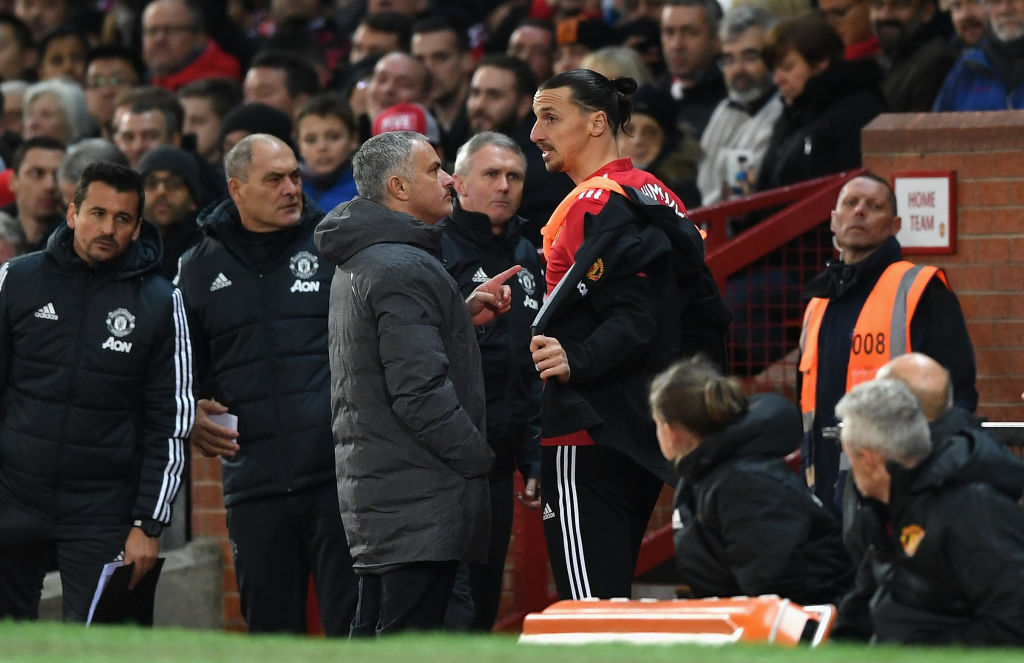 Manchester United boss Jose Mourinho is a 'winner', says Zlatan Ibrahimovic