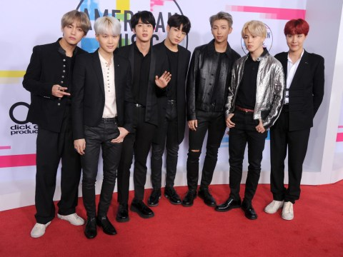 Even The Black Eyed Peas are obsessed with BTS and K-pop: 'We love the climate of that sound'
