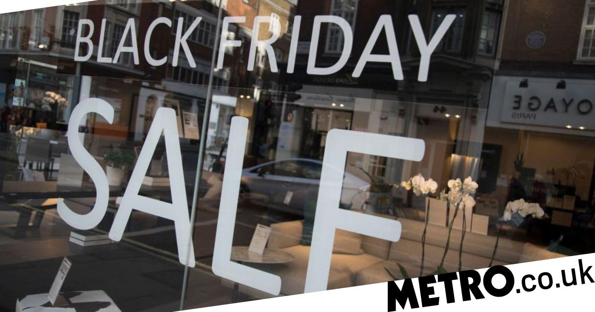 When Is Black Friday 2018 In The Uk And Where Does The Name Come From Metro News