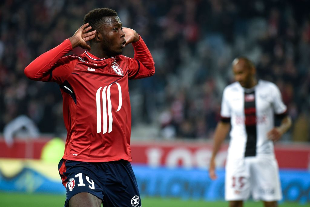 Nicolas Pepe responds to Arsenal transfer rumours as Chelsea prepare rival offer