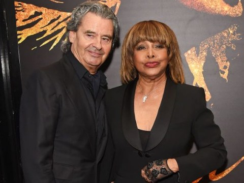 Tina Turner considered assisted suicide before husband donated his kidney to her