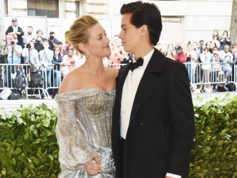 Lili Reinhart won't be spilling about 'intimate' real-life romance with Cole Sprouse any time soon