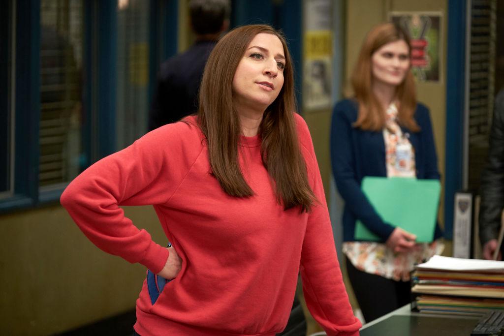Chelsea Peretti is leaving Brooklyn Nine Nine in season six