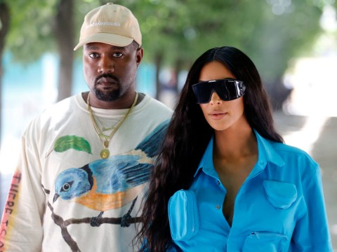 Kim Kardashian 'accepts' husband Kanye West's support for Trump as it's 'good for his career'