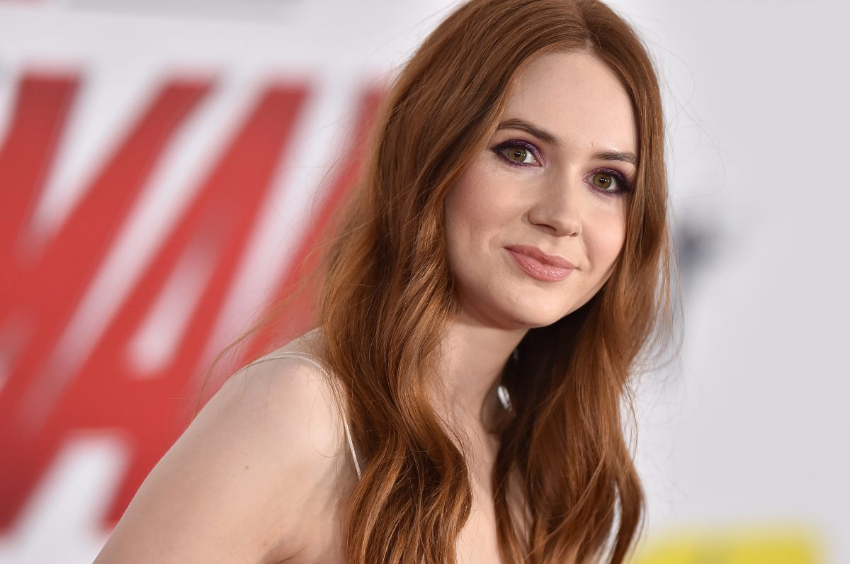Karen Gillan isn't sure Avengers 4 has a title yet as she shares thoughts on Mark Ruffalo's 'spoiler'