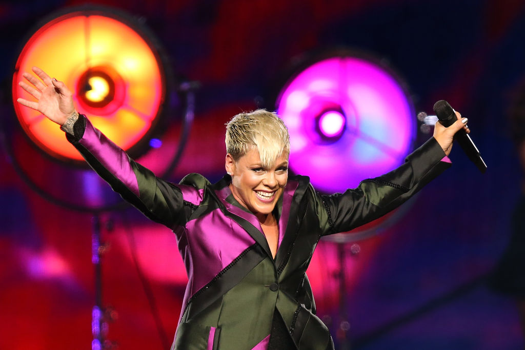 How to get Pink presale tickets for her 2019 Beautiful Trauma UK tour dates