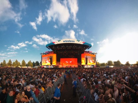 Wireless Festival given permission to remain in Finsbury Park – if artists don't swear