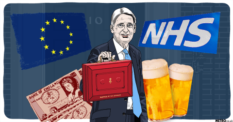 Budget 2018 live: Philip Hammond declares an end to austerity