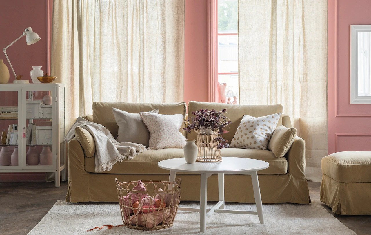 Try these simple ways to change up your home this autumn