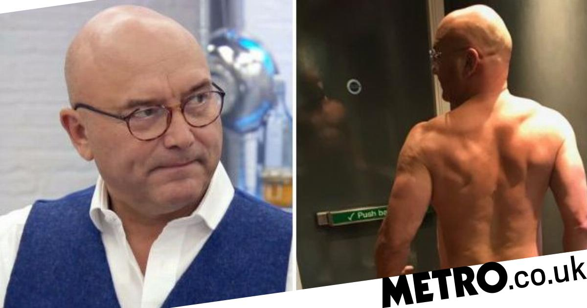 MasterChef's Gregg Wallace is showing off new physique and his fans are loving i
