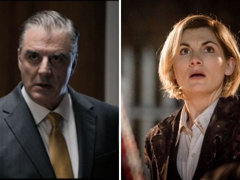 Doctor Who fans go wild as Sex And The City's Chris Noth aka Mr Big joins show