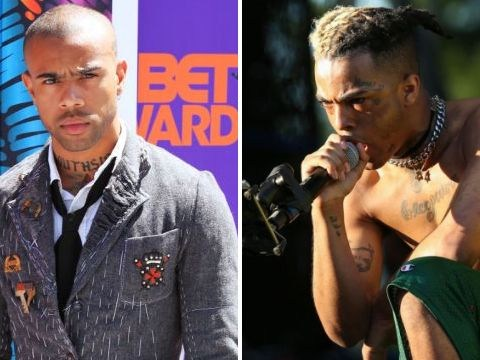 'Your favourite rapper's a domestic abuser': Vic Mensa's XXXTentacion diss revealed in full as BET Hip-Hop Awards air