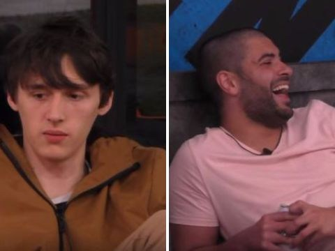Big Brother's Cameron Cole rips into Akeem Griffiths for farting on his bed