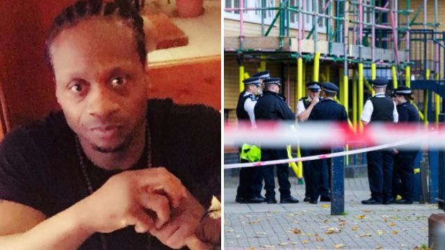 First photo of father brutally murdered for 'confronting drug dealers'