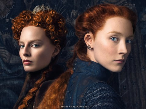 Margot Robbie and Saoirse Ronan 'kept apart' while filming Mary Queen of Scots to heighten rivalry