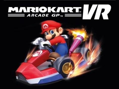 Mario Kart VR revs up for American debut
