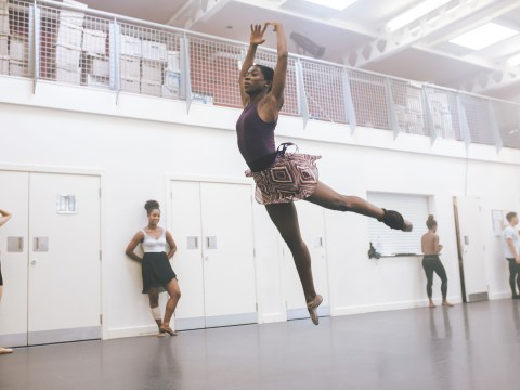 Ballet Black is the dance company recruiting black and Asian dancers