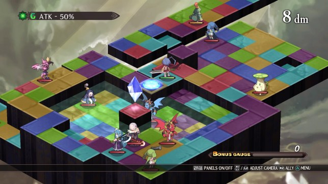 Disgaea 1 Complete (NS) - laugh and grind