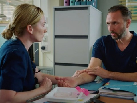 Holby City spoilers: Bob Barrett teases future for Jac Naylor and Fletch