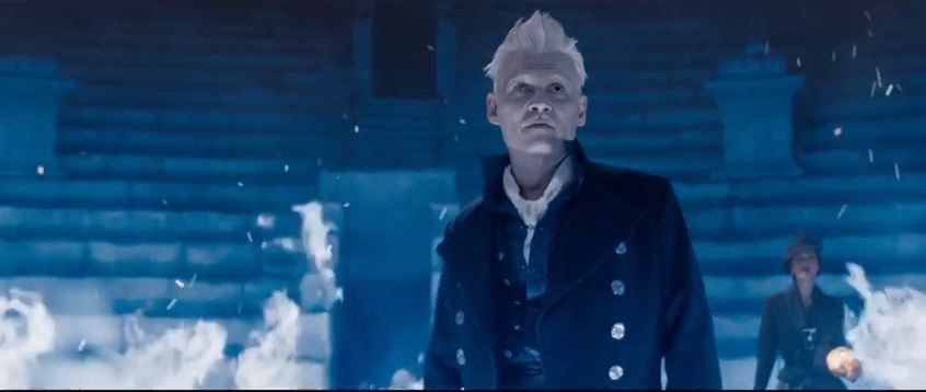 Fantastic Beasts The Crimes of Grindelwald UK release date, trailer and cast