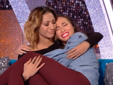 Disgraced Strictly star Katya Jones turns to Karen Clifton for 'shoulder to lean on' as 'curse' strikes