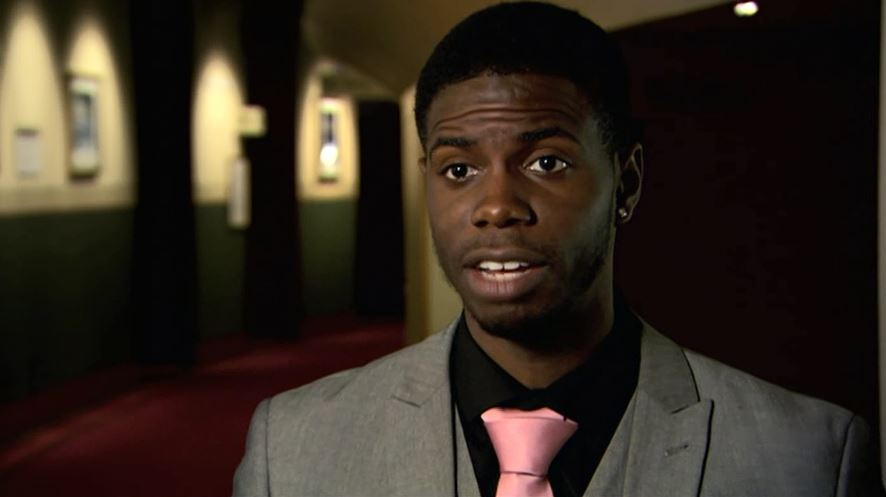 The Apprentice viewers reckon Kayode Damali dropped 'line of the series' with Ray Charles quip