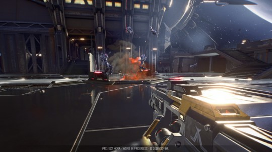 Project Nova hands-on preview – EVE Online gives FPS a